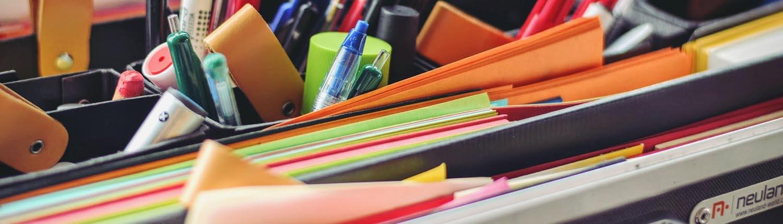 Paperwork Steedman Bookkeepers Edinburgh