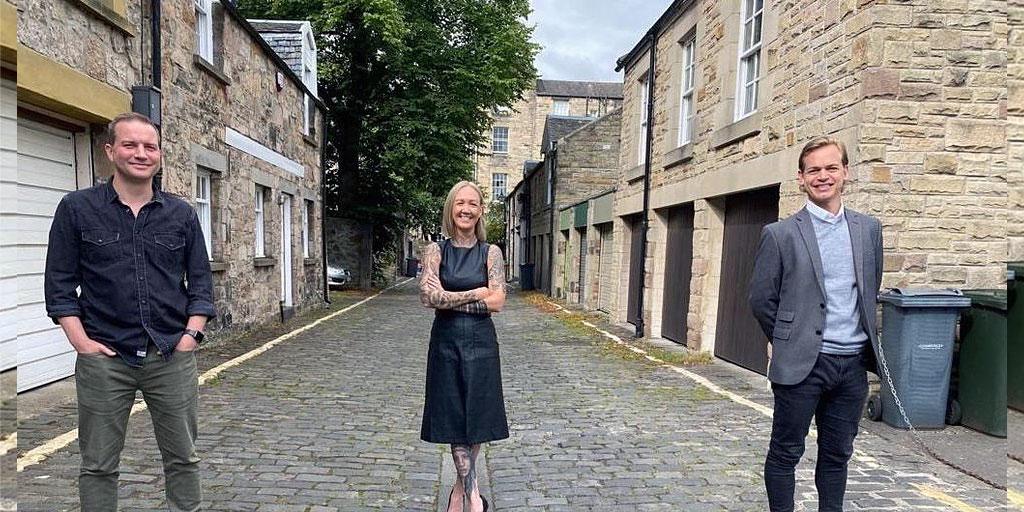 Edinburgh Accounting Firms Agree Merge Operations Steedman Scotia Image